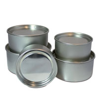 Deep-drawn tins